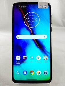 Motorola Moto G8 Stylus XT2043-4 128GB Metro-PCS GSM Unlocked Smartphone X308