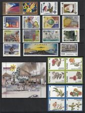 (RP98) PHILIPPINES - 1998 COMPLETE YEAR STAMP SETS WITH SOUVENIR SHEET. MUH