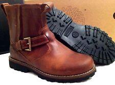 Boys Unisex Timberland Asphalt Trail Earthekeeper Zip Chelsea Leather Boot UK1.5