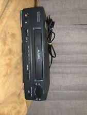 Emerson Model Ewv401B 4-Head Digital Tracking Da Vcr Vhs Player Recorder * Works