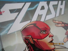 CGC FLASH 1 PACK~7~8 all signed~9.8 SS~Varied see List Grant Gustin~Ezra Miller+