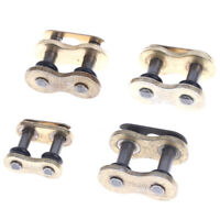 Heavy Chain Connecting Connector Master Joint Link With O-Ring For Motorcycle YK