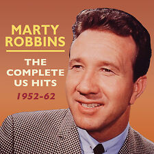 MARTY ROBBINS New Sealed 2018 COMPLETE FIRST DECADE OF RECORDINGS 2 CD SET