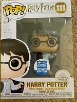 Funko Pop - Movies - Harry Potter with Invisibility Cloak! Limited Edition!