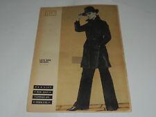 Film 6/1971 polish magazine Lucia Bose Sidney Poitier Tony Curtis Shirley Knight