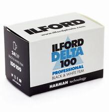 Ilford Delta 100 Professional 135-24 exp. Black and White 35mm Film