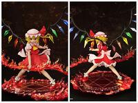 Dekoration Touhou Projekt Flandre Scarlet Gemalt 1/7 PVC Figur Anime Modell Spie