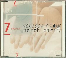 Youssou N'Dour & Neneh Cherry - 7 Seconds 5 Tracks Cd Eccellente