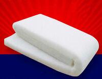 Aquarium Fish Tank White Economic Foam  Sponge Pad Biochemical Filter  Pump 1M M