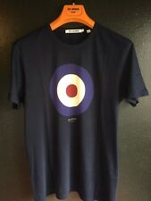 Ben Sherman Target T-shirt, Navy, Medium