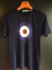 Ben Sherman Target T-shirt, Navy, Medium