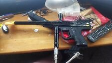 Piranha PaintBall Gun Lightly used With auto feed hopper and plug