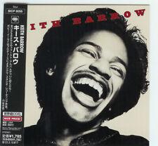 SOUL Keith Barrow s/t CD 1977 Japan RARE!!!