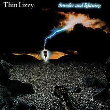 Thin Lizzy - Thunder & Lightning [New Vinyl] Gatefold LP Jacket, Ltd Ed, 180 Gra