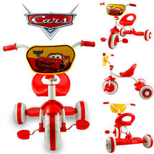 DISNEY CAR PIXAR BIKE TRIKE TRICYCLE TODDLER KIDS 3 WHEEL RIDE ON TOY SCOOTER