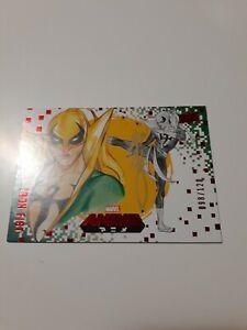 Marvel Amine Iron Fist Peach Momoko Auto Autograph #/120