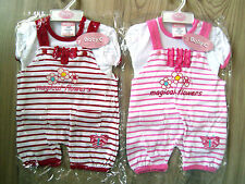 Polycotton Floral Clothing (0-24 Months) for Girls