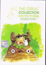 DVD The Great Collection Studio Ghibli English Version Japanese Anime