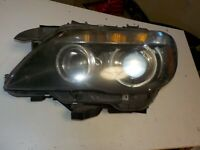 06 07 08 BMW 750I 750LI E65 E66 DRIVER LEFT HEADLIGHT LAMP XENON HID W/AFS OEM