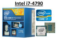 Intel Core i7-4790 SR1QF ''Haswell'' 4 Core, LGA1150, Clock 3.6 - 4.0 GHz CPU