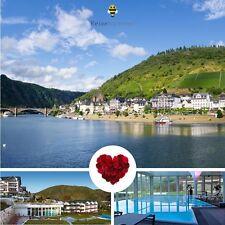 3 Tage Romantik Wellness Wochenende 4★ Moselstern Parkhotel Kurzurlaub Kurzreise