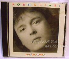 FORNACIARI - UN PO' DI ZUCCHERO - CD NUOVO 811793-2
