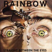 Rainbow - Straight Between the Eyes [New CD]