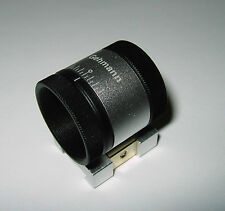 Gehmann 22m Foresight Black/Silver anodize Fit Anschutz, Feinwerkbau, Steyr and+