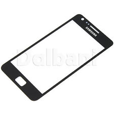 41-06-1046  Black Replacement Screen Glass Display for Samsung Galaxy S2 I9100