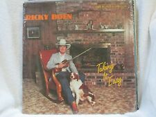 Ricky Boen Taking It Easy 1983 World Champion Fiddler Westex Recs RARE Sealed LP
