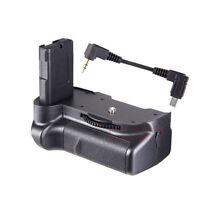 Vertical Battery Grip Holder Pack for Nikon D5100 D5200 DSLR Camera as EN-EL14