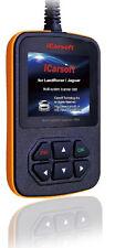 iCarsoft OBD2 OBDII Scanner Tool Code Reader ECU DTC CEL Land Rover / Jaguar NEW