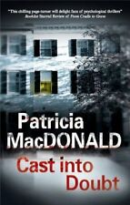 Cast into Doubt,Patricia MacDonald- 9780727869586