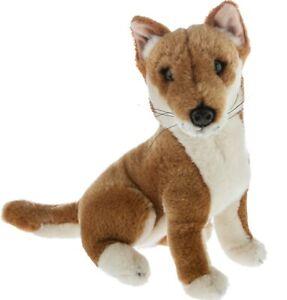 Dingo Plush Stuffed Soft Toy 18cm Sitting Arnie by Bocchetta CLEARANCE