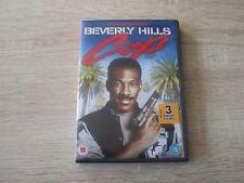 Berverly Hills Cop 1-3  Eddie Murphy 3 DVD Box Sprache: Englisch
