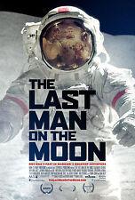 Enmarcado Movie Print-el último hombre en la luna (imagen cartel de la película Planeta Art)