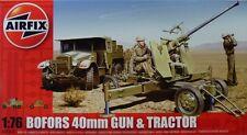Bofors 40mm Gun & Tractor - 1:76 - Airfix