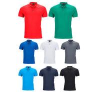 Premium Herren Polo Shirt Poloshirt Feine Pique Qualität Pima Baumwolle