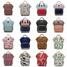 LEQUEEN Mummy Maternity Nappy Diaper Bag Large Capacity Travel Backpack Baby
