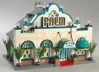 Snow Village Dept 56 PALM LOUNGE SUPPER CLUB! 55046 NeW! MINT! FabULoUs!