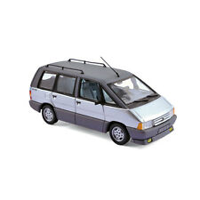 Norev 518013 Renault Espace Silver 1984 Model Car Scale 1:43 New! °