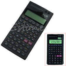 1Pc 2.5'' Lcd Display Screen Handheld 2000A Scientific Function Calculator Black