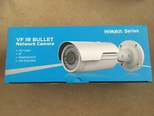 Hikvision HiWatch IPC-B640-V Vari-Focal IR HD Bullet CCTV Camera 2.8-12mm IP67