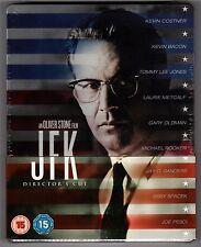 JFK DIRECTOR'S CUT BLU-RAY STEELBOOK NEU & OVP DEUTSCHER TON SOLD OUT RARE