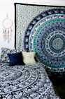 Indian Tapestry Wall Hanging Mandala Hippie Bohemian Bedspread Home Decor Throw