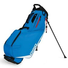 New Ogio Shadow Fuse 304 4-Way Stand Carry Golf Bag - Royal Blue - 2019