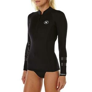 [GJW0000020-00A] Womens Hurley Fusion 202 Wetsuit Jacket
