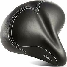 Oversized Saddles Comfort Bike Seat - Most Comfortable Replacement Bicycle Fit