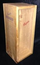 Wooden Single Bottle Wine Box: Penfolds Grandfather Port - Australia