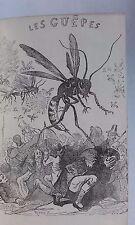 KARR (Alphonse).  Les Guêpes.   1839 -